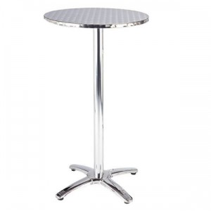 Aluminium Round Bar Table