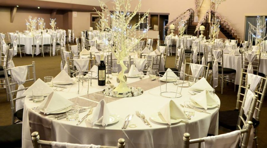 Bridal Table Decorations Hire Sydney