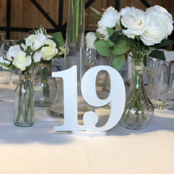 Table Numbers (17)