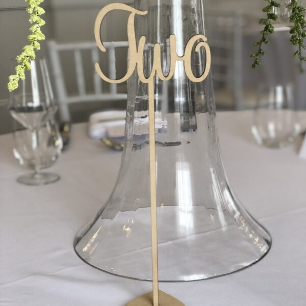 Table Numbers (31)